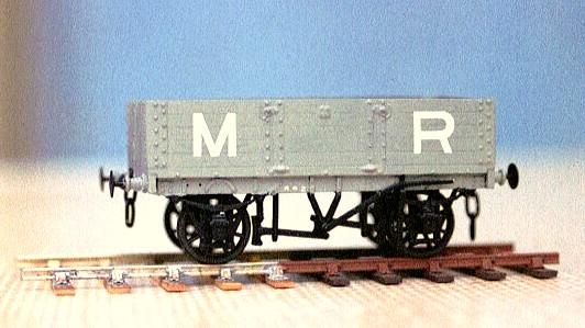 MR Diag 299 Open wagon