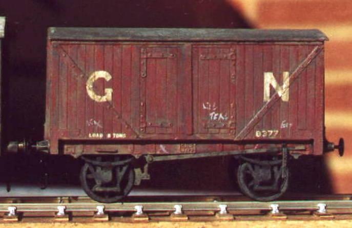 GNR 8 Ton van