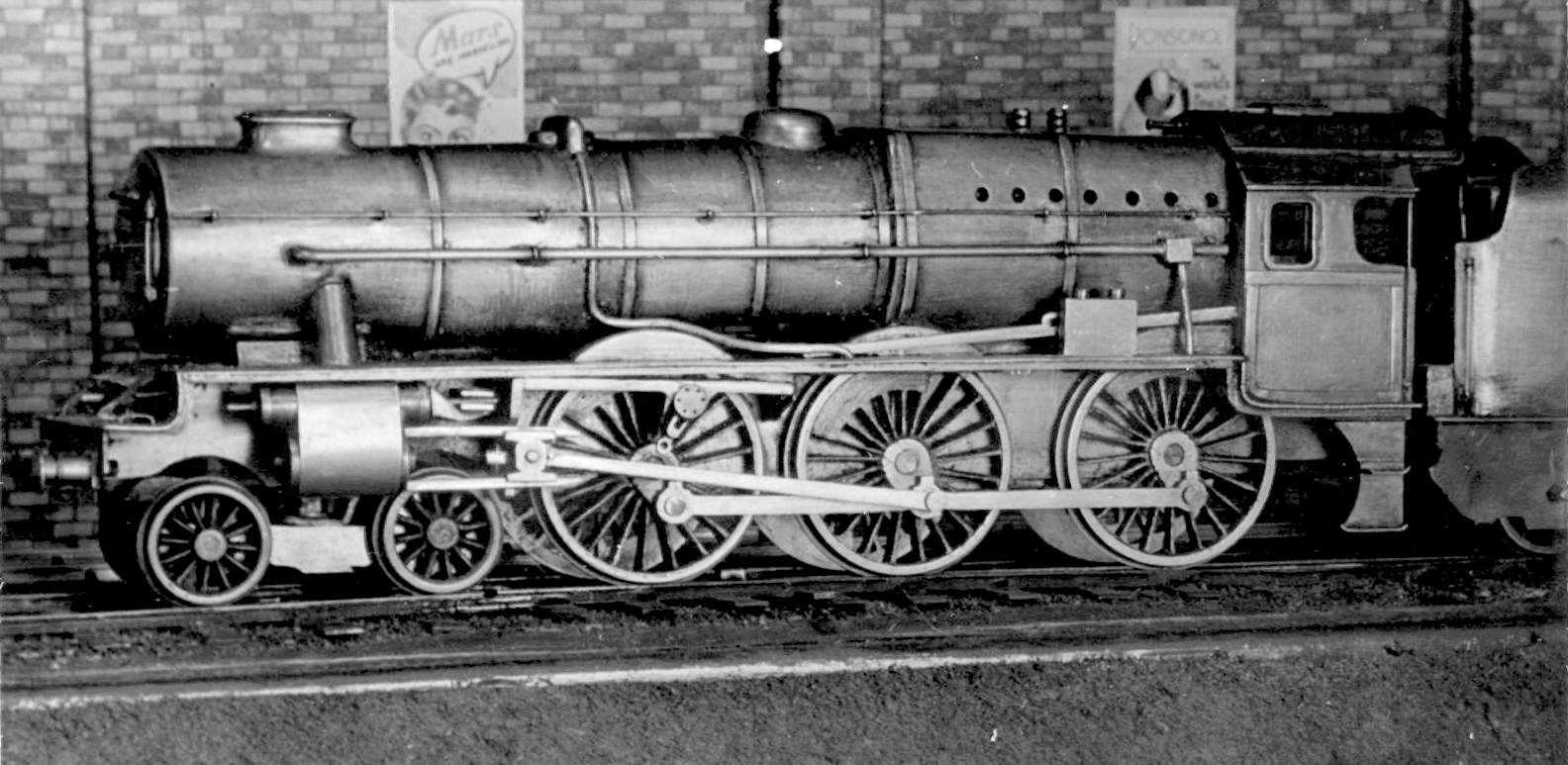 Rebuilt Royal Scot