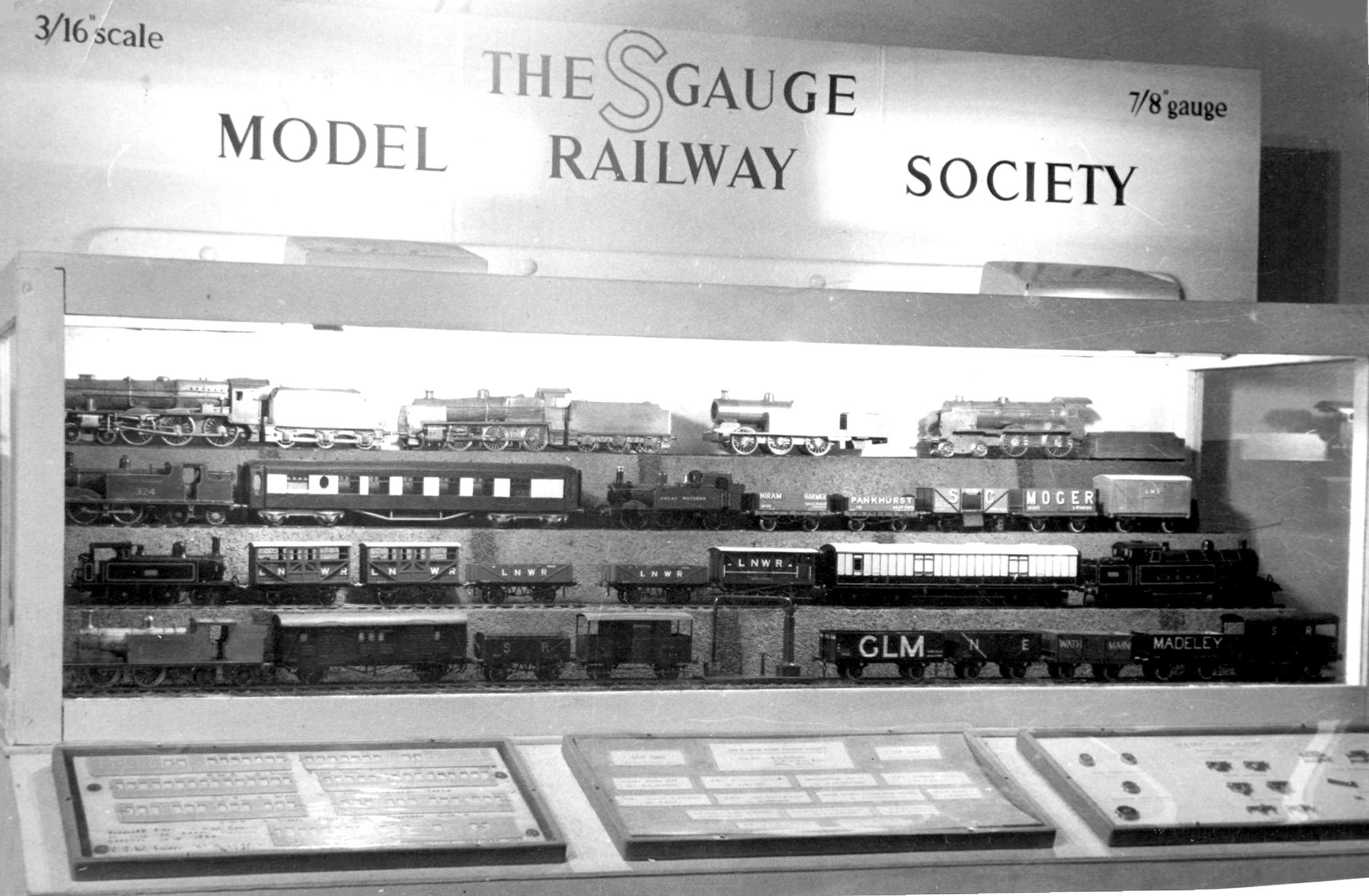 1956 MRC Exhibition